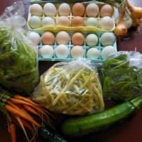 Produce and Egg Share